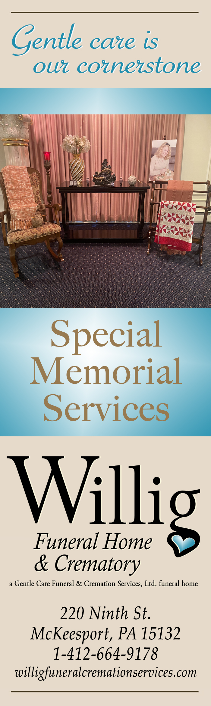 Willig Funeral Home and Crematory Services